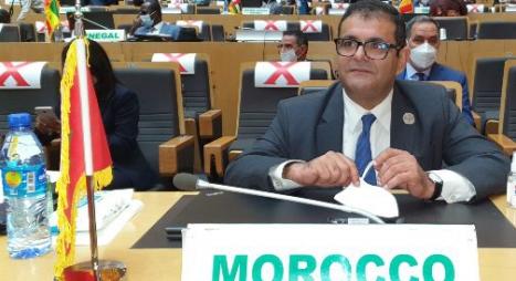 بمشاركة المغرب.. انطلاق أشغال الدورة العادية للمجلس التنفيذي للاتحاد الإفريقي