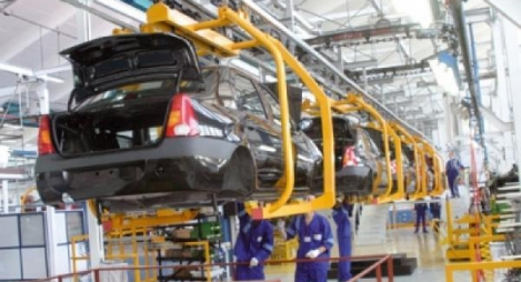 العلمي: صناعة السيارات القطاع المصدر الأول للمغرب