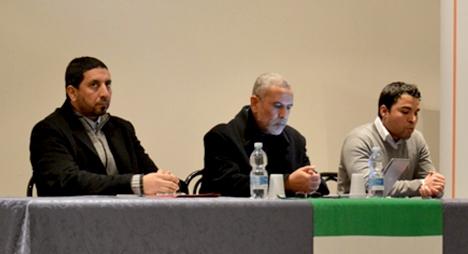 سليمان العمراني من إيطاليا: فقدان بها ليس خسارة للحزب فقط بل للوطن والأمة جميعا