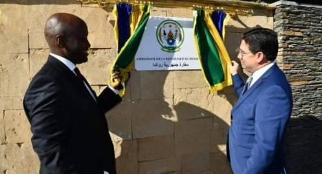 رواندا تفتح سفارتها بالرباط