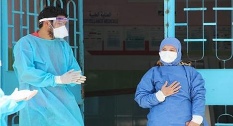 إقليم خريبكة خال من كورونا بعد مغادرة آخر مصاب للمستشفى