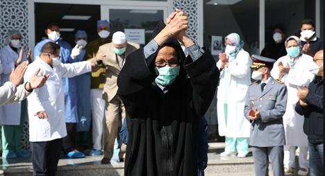 المغرب.. رقم قياسي جديد لحالات الشفاء من كورونا خلال الـ24 ساعة الأخيرة
