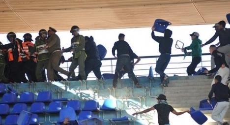 طنجة.. توقيف 13 شخصا للاشتباه في تورطهم في أعمال الشغب الرياضي