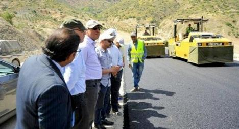 تعبئة 200 مليون درهم لتقوية البنية التحتية الطرقية بالحسيمة