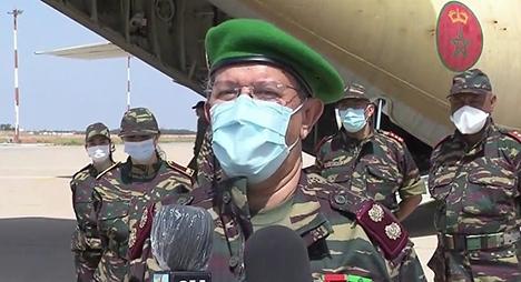 مدير المستشفى العسكري المغربي بلبنان يكشف أهم الخدمات العلاجية المقدمة للمصابين