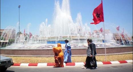 وفد وزاري يتابع تفعيل مشاريع تنمية الأقاليم الجنوبية