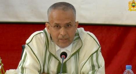 شوباني يحرج معارضة مجلس درعة تافيلالت ويكشف محضر دراسة مشروع الميزانية