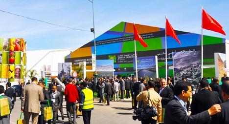 المغرب ينظم الدورة العاشرة للمعرض الدولي للفلاحة بمدينة مكناس