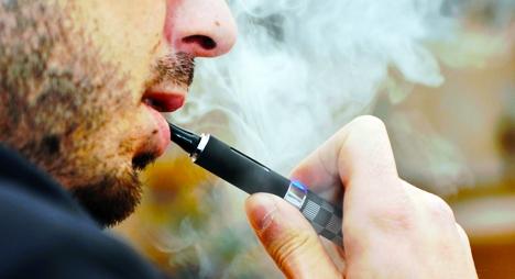 دراسة يابانية تؤكد أن  السيجارة الإلكترونية تحتوي على مواد مسرطنة