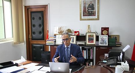 """سكال يدعو لإحداث لجان جهوية اقتصادية مشتركة لمواجهة تبعات """"كورونا"""""""