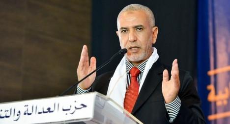 العمراني: خارطة طريق حزبنا واضحة وهذه رهاناتنا الأساسية