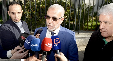 العمراني: متابعة حامي الدين عديمة الأساس وتفتقد لكل الشروط القانونية (فيديو)