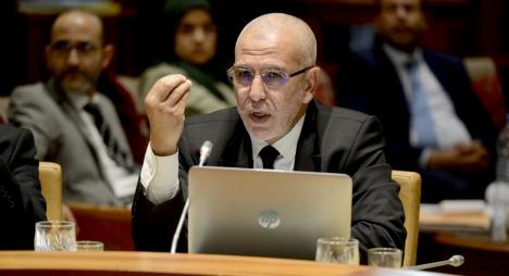 العمراني يدعو إلى تعزيز منسوب ثقة المواطنين في المؤسسات