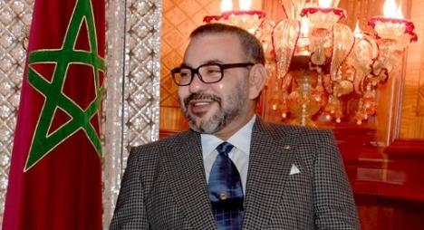 جلالة الملك يهنىء الشعب الجزائري بفوز منتخبهم الوطني باللقب الإفريقي