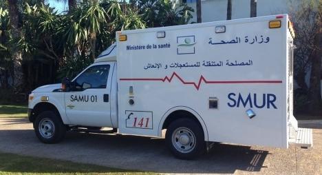 مقاولة تتبرع بـ 25 سيارة إسعاف لفائدة وزارة الصحة