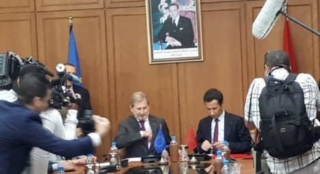 لتعزيز الحماية الاجتماعية.. المغرب يحصل على دعم أوروبي يفوق مليار درهم