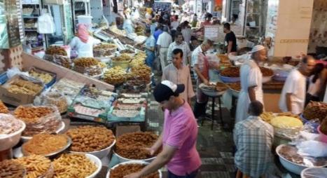 وزارة الداخلية: وضعية تموين الأسواق تتسم بعرض وافر خلال رمضان