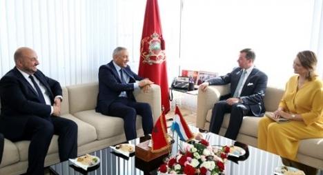 وزير الاقتصاد في اللوكسمبورغ: المغرب يمثل مركزا حقيقيا للاستثمار