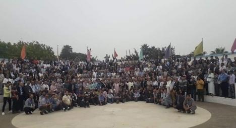 """الملتقى الوطني للكتاب المجاليين لحزب """"المصباح"""" يحقق نجاحا باهرا (صور)"""