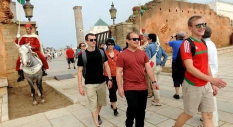ارتفاع عدد السياح الذين زاروا المغرب بنسبة 4،1 بالمائة سنة 2019