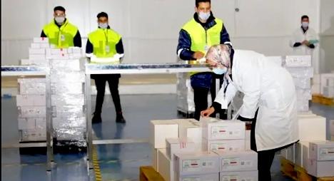 """المغرب يتسلم نصف مليون جرعة جديدة من لقاح """"سينوفارم"""""""