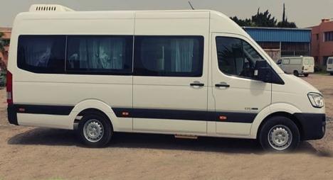 المجلس الجماعي لأيت ملول يخصص حافلة لنقل مرضى القصور الكلوي بالمجان