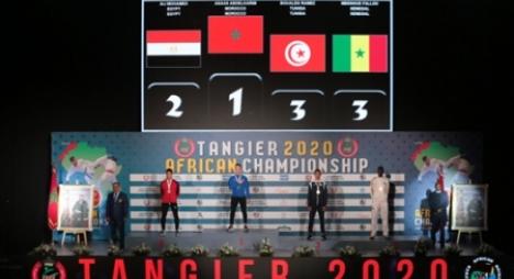المغرب يحرز لقب البطولة الإفريقية للكراطي