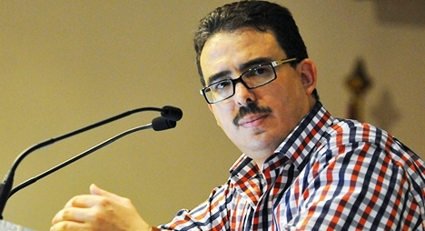 بوعشرين: في المغرب فقط حزب يطالب بدخول الحكومة لأنه عضو في الأممية الاشتراكية !!