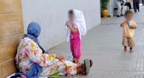 المصلي تعلن عن خطة جديدة لمحاربة تسول الأطفال