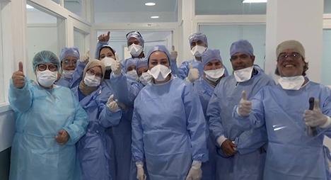 """تسجيل 233 حالة شفاء جديدة من """"كورونا"""" بالمغرب"""