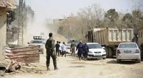 ترحيل مواطنين مغاربة يتواجدون في مناطق النزاع بسوريا