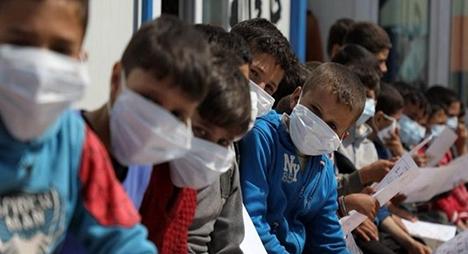 """150 مليون طفل إضافي يدخلون دائرة الفقر بسبب جائحة """"كورونا """""""