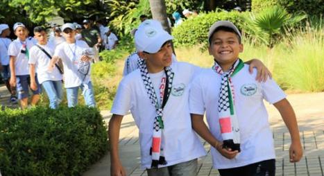 المغرب ينظم مخيما صيفيا لفائدة أطفال القدس