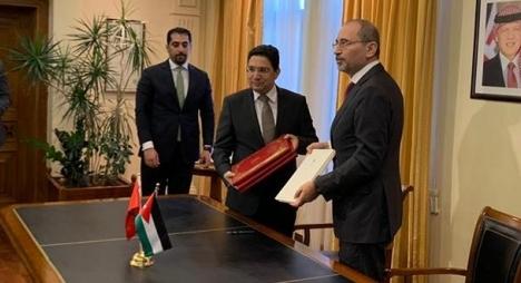 المغرب والأردن يوقعان اتفاقية تعاون في المجال العسكري والتقني