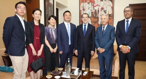 العثماني يؤكد ضرورة إعطاء دفعة قوية للسياحة بين المغرب والصين