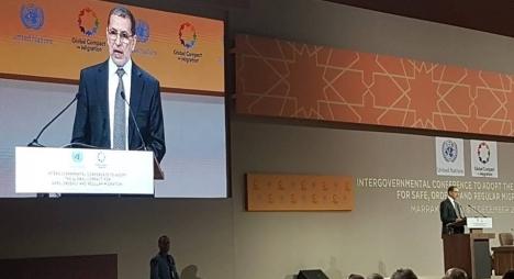 العثماني يترأس الوفد المغربي المشارك في أشغال الدورة 108 لمؤتمر العمل الدولي