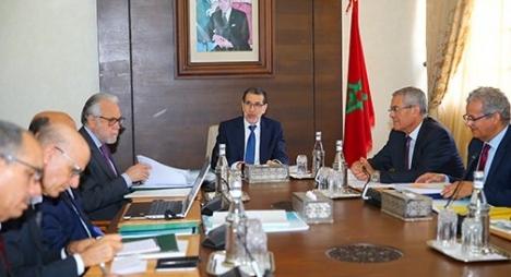 العثماني: اللاتمركز الإداري سيدعم الجهوية المتقدمة ويقرب الخدمات من المواطنين