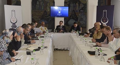 """العثماني: انعقاد أمانة """"المصباح"""" بالعيون مبادرة لدعم قضية الصحراء المغربية"""