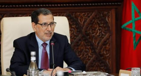 العثماني يحث الوزراء على تسريع تنزيل التغطية الصحية للمهن الحرة والمستقلين