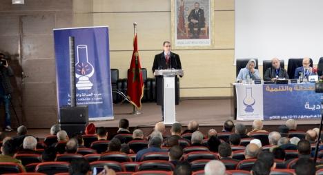 العثماني: حصيلة الحكومة مشرفة بحكم الإجراءات الاقتصادية والاجتماعية التي تمت