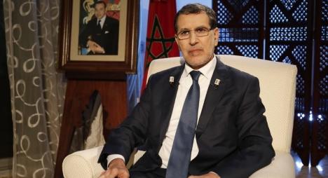 رئيس الحكومة: أشعر بمعاناة التجار وأحييهم على دورهم الاقتصادي