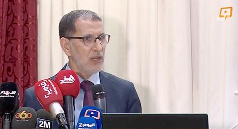 العثماني: برنامجنا الانتخابي ينبني على حصيلة حكومية وجماعية مشرفة