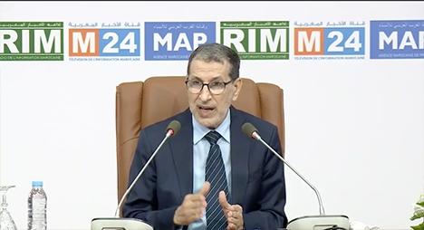 العثماني: الحكومة قامت بإصلاحات كبرى ستحكم المراحل المقبلة