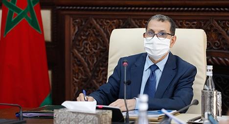 العثماني: تمديد حالة الطوارئ يمثل الإطار القانوني لمواجهة أي تطور سلبي للجائحة