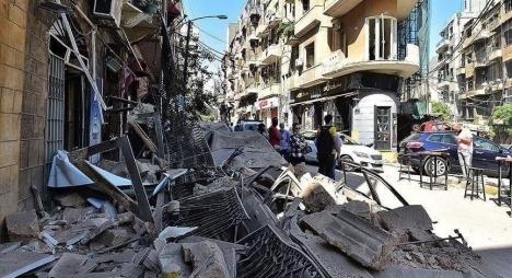 بيروت.. خسائر الانفجار تبلغ 15 مليار دولار والقضاء يستعد للتحقيق مع وزراء