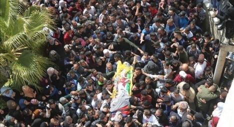 استشهاد شاب وجرح آخر جراء إطلاق نار بالقدس