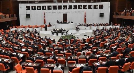 البرلمان التركي يوافق على مناقشة تعديل دستوري للانتقال للنظام الرئاسي