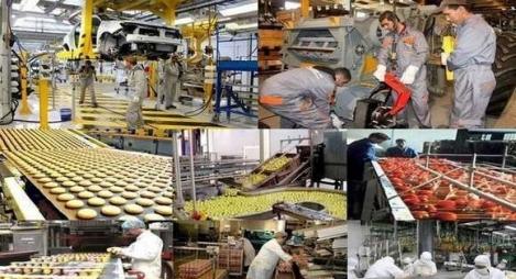 ارتفاع الرقم الاستدلالي للصناعات التحويلية بالمغرب