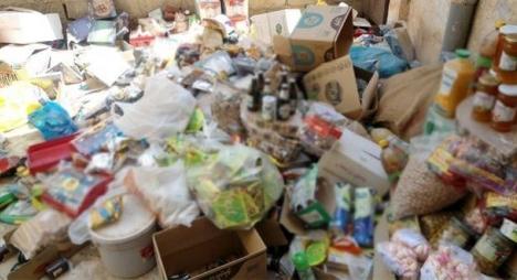 إتلاف 17 ألف طنا من المواد الغذائية لعدم مطابقتها لمعايير السلامة الصحية