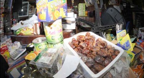 حجز وإتلاف 125 طنا من المواد الغذائية غير الصالحة للاستهلاك خلال 20 يوما من رمضان